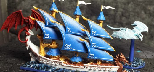Dreadfleet_Warships